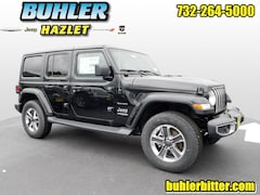 2020 Jeep Wrangler UNLIMITED SAHARA 4X4 Sport Utility for sale in Monmouth County at Buhler Chrysler Jeep Dodge Ram