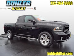 2013 Ram 1500 Sport Truck Quad Cab 1C6RR7HT7DS637778 for sale in Monmouth County, NJ at Buhler Chrysler Jeep Dodge Ram