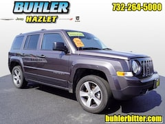 2016 Jeep Patriot HIGH ALTITUDE 4X4 SUV 1C4NJRFB5GD595351 for sale in Monmouth County, NJ at Buhler Chrysler Jeep Dodge Ram