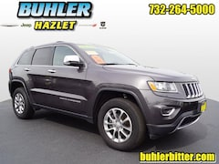 2016 Jeep Grand Cherokee Limited 4x4 SUV 1C4RJFBG0GC342400 for sale at Buhler Chrysler Jeep Dodge Ram in Monmouth County, NJ