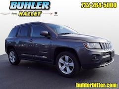 2017 Jeep Compass Latitude 4x4 CERTIFIED SUV 1C4NJDEB4HD191981 for sale in Monmouth County, NJ at Buhler Chrysler Jeep Dodge Ram