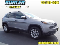 2016 Jeep Cherokee Latitude 4x4 SUV 1C4PJMCSXGW286270 for sale in Monmouth County, NJ at Buhler Chrysler Jeep Dodge Ram