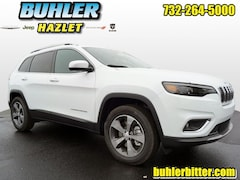 2019 Jeep Cherokee LIMITED 4X4 Sport Utility for sale in Monmouth County at Buhler Chrysler Jeep Dodge Ram