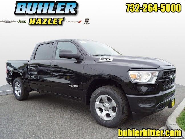 2019 Ram 1500 TRADESMAN CREW CAB 4X4 5'7 BOX Crew Cab for sale in Monmouth County at Buhler Chrysler Jeep Dodge Ram