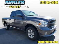 2017 Ram 1500 Tradesman/Express certified Truck Quad Cab 1C6RR7FG6HS801310 for sale at Buhler Chrysler Jeep Dodge Ram in Monmouth County, NJ