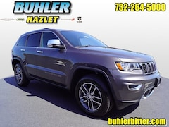 2018 Jeep Grand Cherokee Limited 4x4 SUV 1C4RJFBG9JC477916 for sale at Buhler Chrysler Jeep Dodge Ram in Monmouth County, NJ