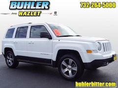 2016 Jeep Patriot LATITUDE 4X4 SUV 1C4NJRFB8GD786049 for sale in Monmouth County, NJ at Buhler Chrysler Jeep Dodge Ram