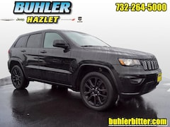 2017 Jeep Grand Cherokee Altitude CERTIFIED SUV 1C4RJFAG7HC938431 for sale in Monmouth County, NJ at Buhler Chrysler Jeep Dodge Ram