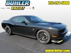 2020 Dodge Challenger R/T SCAT PACK Coupe for sale in Monmouth County at Buhler Chrysler Jeep Dodge Ram