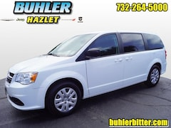 2018 Dodge Grand Caravan SE Van Passenger Van 2C4RDGBG0JR231373 for sale in Monmouth County, NJ at Buhler Chrysler Jeep Dodge Ram