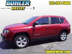 2016 Jeep Compass Sport 4x4 SUV 1C4NJDBBXGD550057 for sale in Monmouth County, NJ at Buhler Chrysler Jeep Dodge Ram