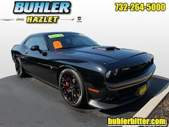 2018 Dodge Challenger R/T 392  CERTIFIED Coupe 2C3CDZFJ8JH128378 for sale in Monmouth County, NJ at Buhler Chrysler Jeep Dodge Ram