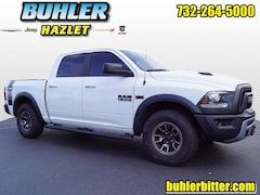 2016 Ram 1500 Rebel Crew V8 Truck Crew Cab 1C6RR7YT4GS313949 for sale in Monmouth County, NJ at Buhler Chrysler Jeep Dodge Ram