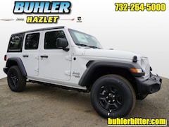 2019 Jeep Wrangler UNLIMITED SPORT 4X4 Sport Utility for sale in Monmouth County at Buhler Chrysler Jeep Dodge Ram