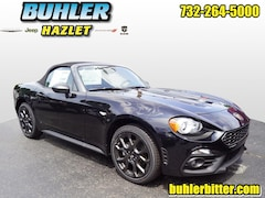 2019 FIAT 124 Spider ABARTH Convertible JC1NFAEK8K0140673 for sale in Monmouth County at Buhler Chrysler Jeep Dodge Ram
