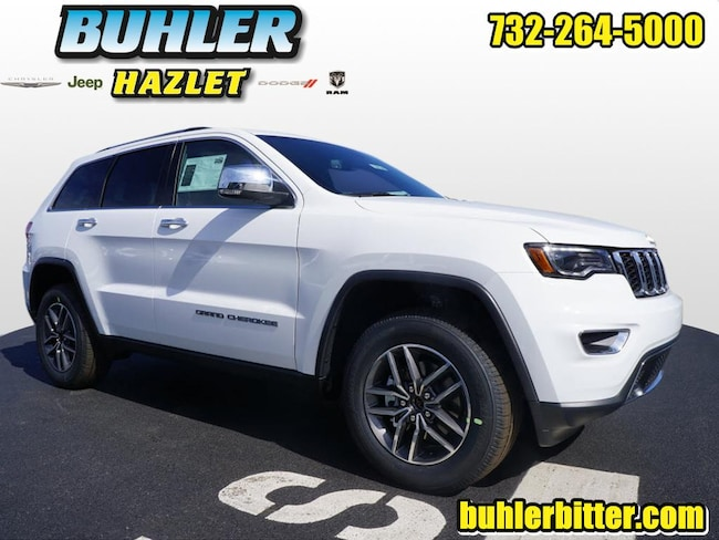 2019 Jeep Grand Cherokee LIMITED 4X4 Sport Utility for sale in Monmouth County at Buhler Chrysler Jeep Dodge Ram