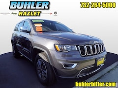 2018 Jeep Grand Cherokee Limited 4x4 SUV 1C4RJFBG8JC441151 for sale in Monmouth County, NJ at Buhler Chrysler Jeep Dodge Ram