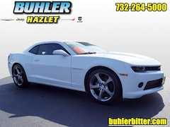2014 Chevrolet Camaro LT w/2LT Coupe 2G1FC1E32E9256981 for sale in Monmouth County, NJ at Buhler Chrysler Jeep Dodge Ram