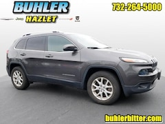 2017 Jeep Cherokee Latitude 4x4 SUV 1C4PJMCS1HW502038 for sale in Monmouth County, NJ at Buhler Chrysler Jeep Dodge Ram