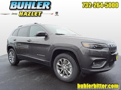 2020 Jeep Cherokee LATITUDE PLUS 4X4 Sport Utility for sale in Monmouth County at Buhler Chrysler Jeep Dodge Ram