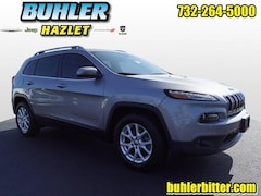 2016 Jeep Cherokee Latitude 4x4 SUV 1C4PJMCB7GW378937 for sale in Monmouth County, NJ at Buhler Chrysler Jeep Dodge Ram