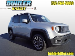 2016 Jeep Renegade Latitude 4x4 SUV ZACCJBBT6GPC97776 for sale in Monmouth County, NJ at Buhler Chrysler Jeep Dodge Ram
