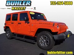 2015 Jeep Wrangler Unlimited Rubicon 4x4 SUV 1C4HJWFG4FL649816 for sale in Monmouth County, NJ at Buhler Chrysler Jeep Dodge Ram