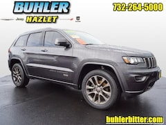 2017 Jeep Grand Cherokee Limited 4x4 SUV 1C4RJFBG4HC663521 for sale at Buhler Chrysler Jeep Dodge Ram in Monmouth County, NJ