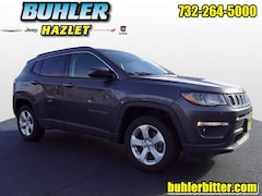 2018 Jeep Compass Latitude 4x4 CERTIFIED SUV 3C4NJDBB7JT315570 for sale in Monmouth County, NJ at Buhler Chrysler Jeep Dodge Ram