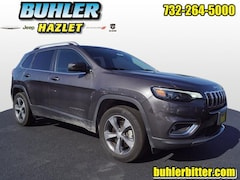 2019 Jeep Cherokee Limited 4x4 SUV 1C4PJMDX6KD346902 for sale in Monmouth County, NJ at Buhler Chrysler Jeep Dodge Ram