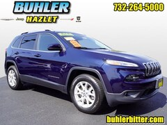 2016 Jeep Cherokee Latitude 4x4 SUV 1C4PJMCB8GW270343 for sale in Monmouth County, NJ at Buhler Chrysler Jeep Dodge Ram