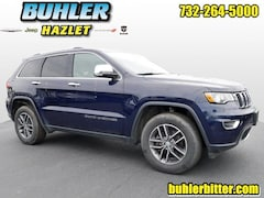 2017 Jeep Grand Cherokee Limited 4x4 SUV 1C4RJFBG0HC875929 for sale in Monmouth County, NJ at Buhler Chrysler Jeep Dodge Ram