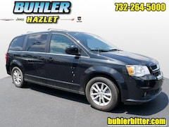 2018 Dodge Grand Caravan SXT  CERTIFIED Van Passenger Van 2C4RDGCG5JR301416 for sale in Monmouth County, NJ at Buhler Chrysler Jeep Dodge Ram