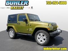 2010 Jeep Wrangler Sahara SUV 1J4GA5D11AL219930 for sale in Monmouth County, NJ at Buhler Chrysler Jeep Dodge Ram