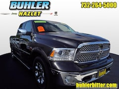 2017 Ram 1500 Laramie Truck Crew Cab 1C6RR7VT9HS566755 for sale in Monmouth County, NJ at Buhler Chrysler Jeep Dodge Ram