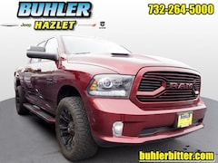 2018 Ram 1500 Sport  CERTIFIED Truck Crew Cab 1C6RR7MT9JS136019 for sale in Monmouth County, NJ at Buhler Chrysler Jeep Dodge Ram