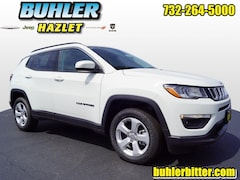 2019 Jeep Compass LATITUDE 4X4 Sport Utility for sale in Monmouth County at Buhler Chrysler Jeep Dodge Ram