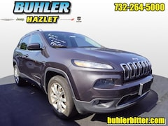 2016 Jeep Cherokee Limited 4x4 SUV 1C4PJMDS7GW228616 for sale at Buhler Chrysler Jeep Dodge Ram in Monmouth County, NJ