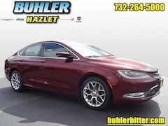 2015 Chrysler 200 C AWD w/Nav Sedan 1C3CCCEG3FN557027 for sale in Monmouth County, NJ at Buhler Chrysler Jeep Dodge Ram