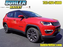 2019 Jeep Compass HIGH ALTITUDE 4X4 Sport Utility for sale in Monmouth County at Buhler Chrysler Jeep Dodge Ram