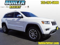2016 Jeep Grand Cherokee Limited 4x4 SUV 1C4RJFBG2GC382056 for sale in Monmouth County, NJ at Buhler Chrysler Jeep Dodge Ram