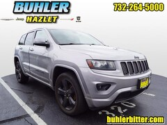 2014 Jeep Grand Cherokee ALTITUDE 4X4 SUV 1C4RJFAG8EC506362 for sale in Monmouth County, NJ at Buhler Chrysler Jeep Dodge Ram
