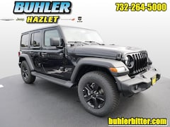 2021 Jeep Wrangler UNLIMITED ALTITUDE 4X4 Sport Utility for sale in Monmouth County at Buhler Chrysler Jeep Dodge Ram