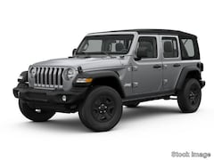 2020 Jeep Wrangler UNLIMITED FREEDOM 4X4 Sport Utility for sale in Monmouth County at Buhler Chrysler Jeep Dodge Ram