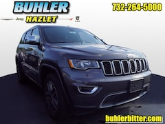 2017 Jeep Grand Cherokee Limited 4x4 SUV 1C4RJFBG2HC835898 for sale at Buhler Chrysler Jeep Dodge Ram in Monmouth County, NJ