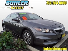 2012 Honda Accord 2.4 EX-L Coupe 1HGCS1B8XCA015590 for sale in Monmouth County, NJ at Buhler Chrysler Jeep Dodge Ram