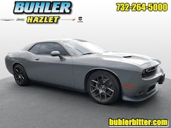 2017 Dodge Challenger R/T 392  CERTIFIED Coupe 2C3CDZFJ5HH555382 for sale in Monmouth County, NJ at Buhler Chrysler Jeep Dodge Ram