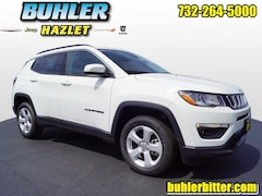 2020 Jeep Compass LATITUDE 4X4 Sport Utility for sale in Monmouth County at Buhler Chrysler Jeep Dodge Ram