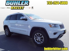 2016 Jeep Grand Cherokee Limited 4x4 SUV 1C4RJFBG0GC317481 for sale in Monmouth County, NJ at Buhler Chrysler Jeep Dodge Ram