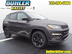 2020 Jeep Compass ALTITUDE 4X4 Sport Utility for sale in Monmouth County at Buhler Chrysler Jeep Dodge Ram
